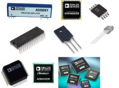 Analog Devices ADUC7025BSTZ62 Micro