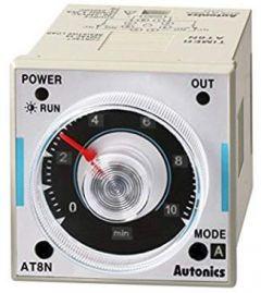 AT8N-1 12VDC Timer-Autonics