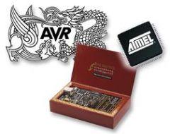ATAVRDRAGON Design and Evaluation Kits -Atmel