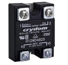 Crydom H12WD4875PG SSR
