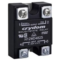 Crydom H12WD4890PG Relay