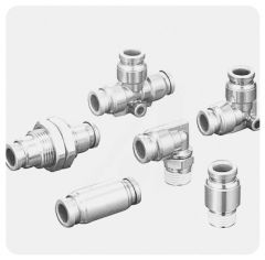 SMC Corporation KQG2T04-00 Pneumatics